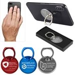Promotional The Twister' Metal Smartphone Ring Holder and Stand