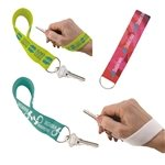 Promotional Wrist Strap Key Holder