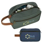 Promotional Zippered Travel Bag