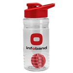 Promotional 20 oz Tritan Shaker Bottle - Drink-Thru Lid
