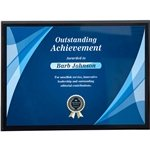 Promotional Sublimated Plaque 9 x 12 horizontal