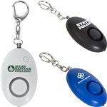 Promotional Safety Alarm Key Chain