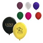 Promotional 11Crystal Latex Balloon