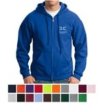 Promotional Gildan® Heavy Blend™ Full-Zip Hooded Sweatshirt
