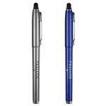 Promotional Ecbert Gel Ink Stylus Pen