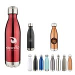 Promotional 17 oz Apollo Double Wall Stainless Vacuum Bottle
