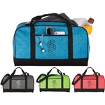 Promotional Heather 18 Duffel Bag