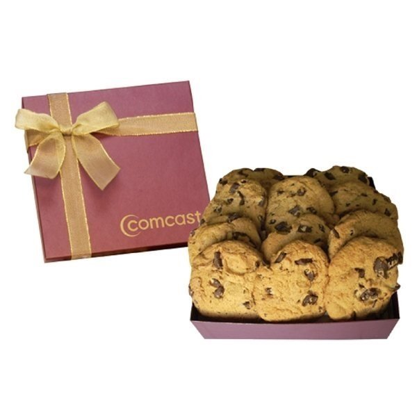 Promotional The Chairman Gift Box - Chocolate Chip Cookies