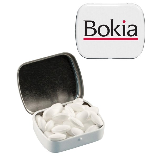 Promotional Hinged Tin MInts