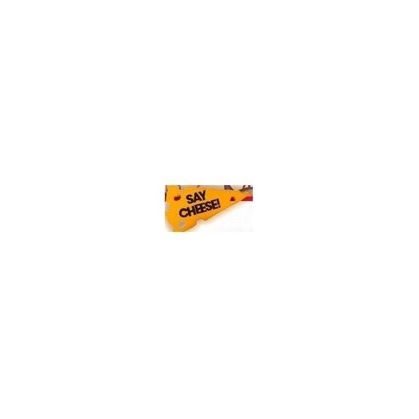 Promotional 8 Cheese Wedge