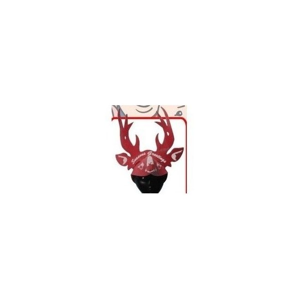 Promotional Foam Deer Hat