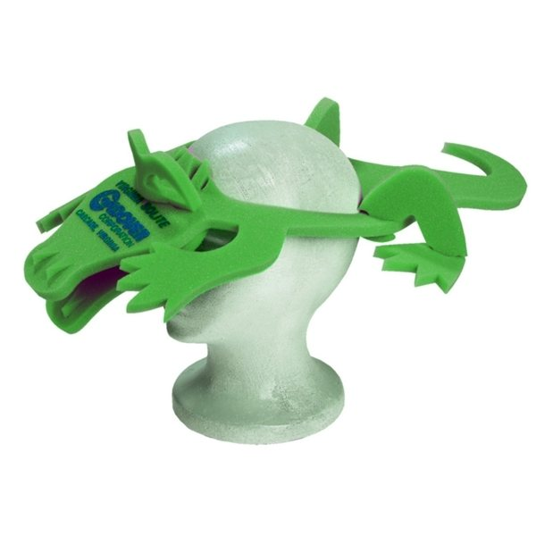 Promotional Foam Aligator Hat