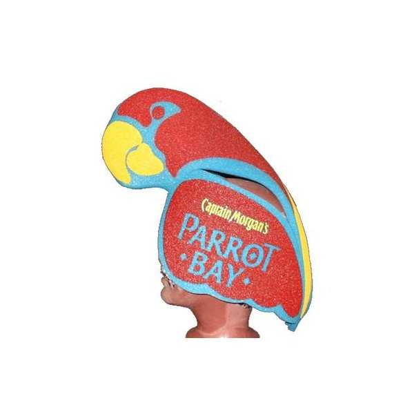 Promotional Foam Parrot Hat