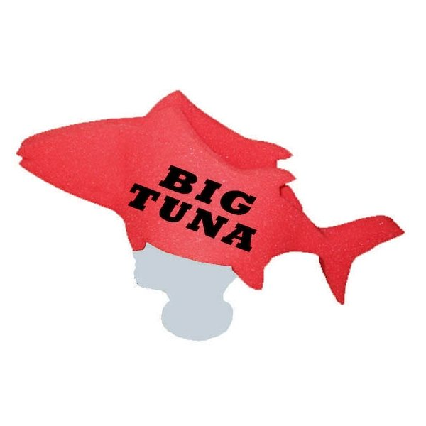 Promotional Foam Tuna Hat