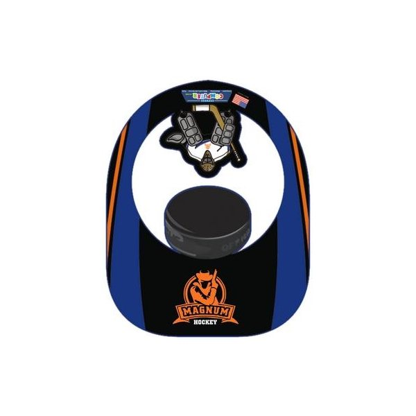 Promotional Puck Goalie Visor
