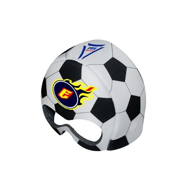 Promotional Soccer Rally Helmet