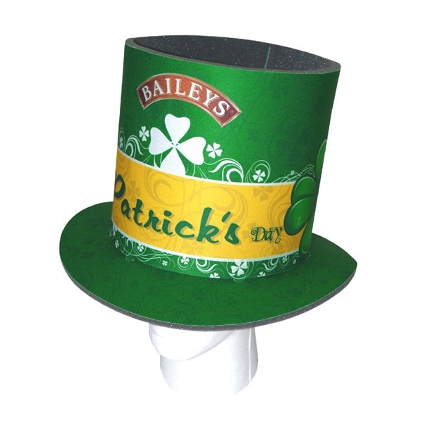 Promotional St Patricks Day Top Hat