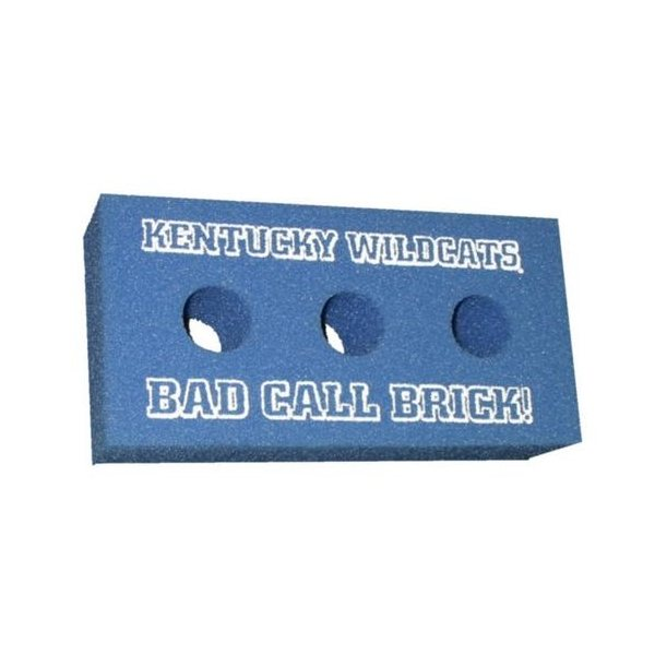 Promotional 7.5 X 3.5 Foam Brick With 3- Holes