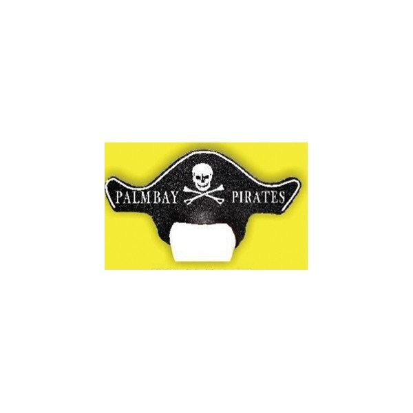 Promotional Pirate Hat Visor