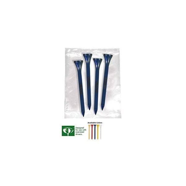 Promotional Golf Tee Pack of 4