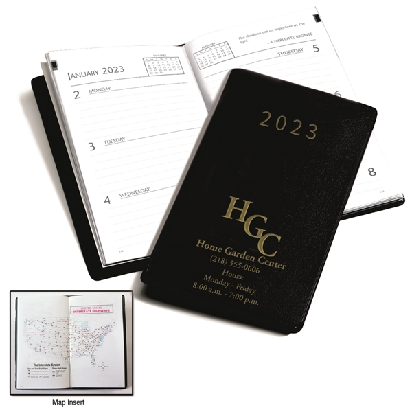 Promotional Classic Pocket Planner - Good Value Calendars(R)