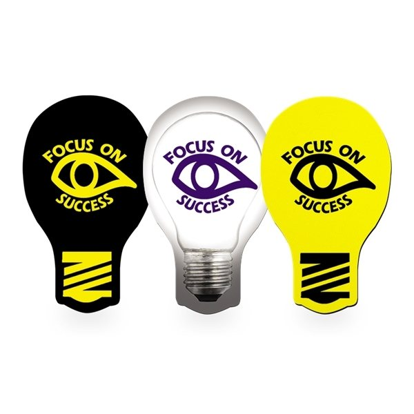 Promotional Light Bulb Jar Opener