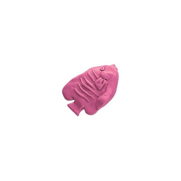 Promotional Figurine Stock Eraser - Tropical Fish