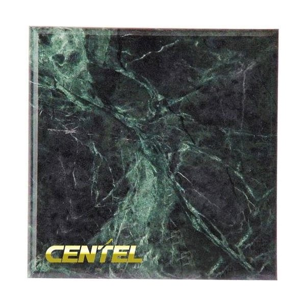 Promotional Single Marble Square Coaster