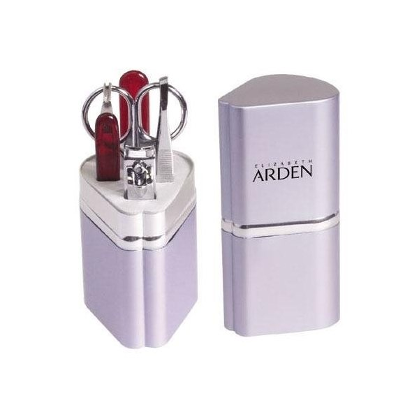 Promotional 5- Piece Manicure Set in Metal Tin