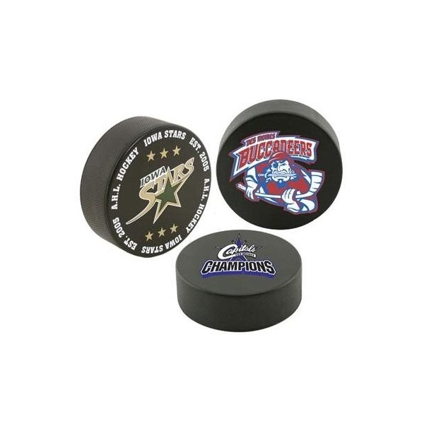 Promotional Official Sized Hockey Puck