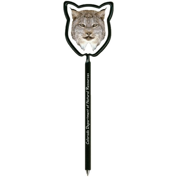 Promotional Cat - Lynx - Billboard(TM) InkBend Xtra(TM)