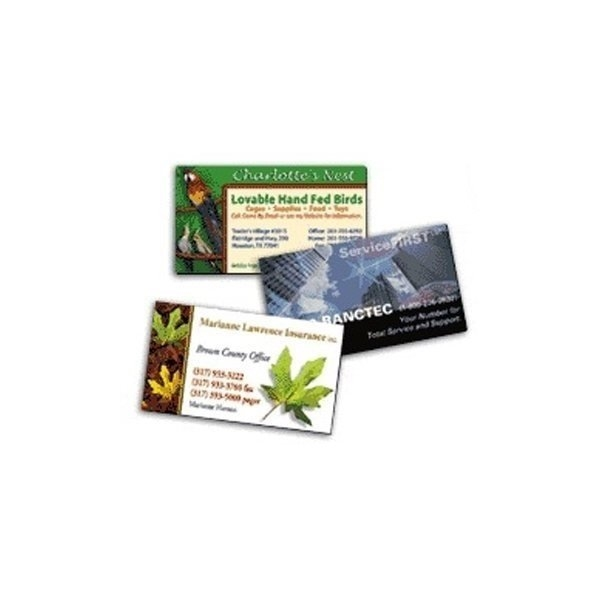 Promotional Business Card Magnets