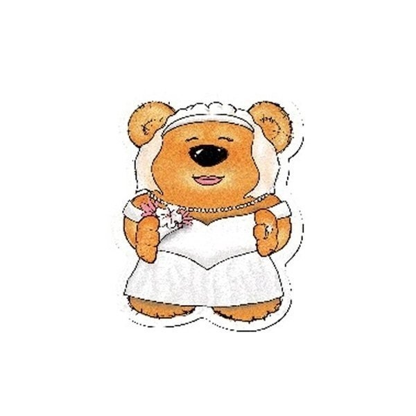 Promotional Bride Bear - Design - A - Bear(TM)