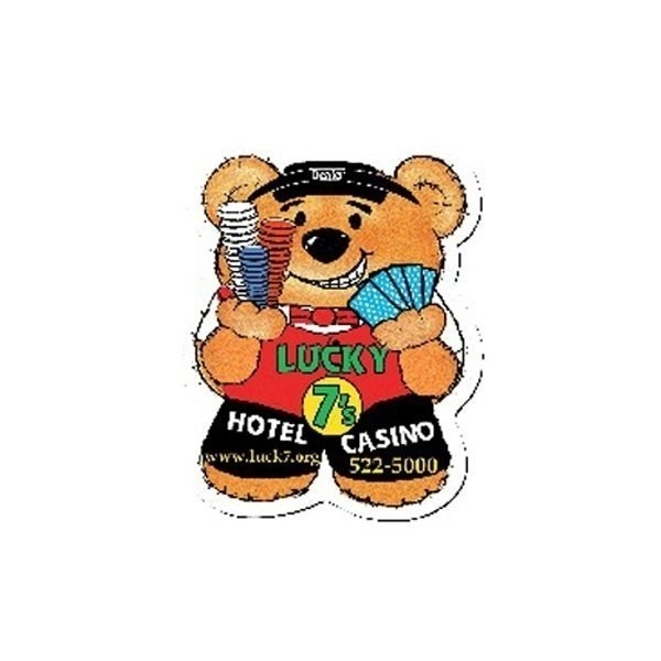 Promotional Casino Bear - Design - A - Bear(TM)