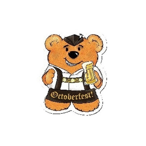 Promotional Octoberfest Bear - Design - A - Bear(TM)