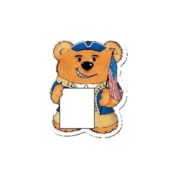 Promotional Patriot Bear - Design - A - Bear(TM)