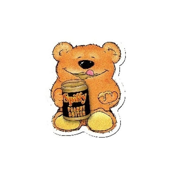 Promotional Peanut Butter Bear - Design - A - Bear(TM)