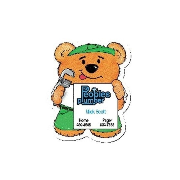 Promotional Plumer Bear - Design - A - Bear(TM)
