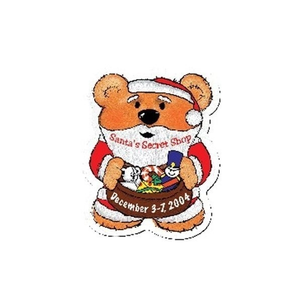 Promotional Santa Bear - Design - A - Bear(TM)