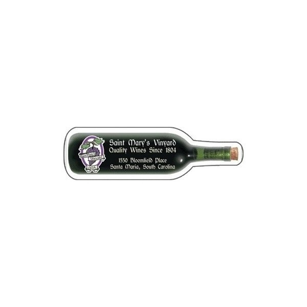 Promotional Wine 1 - Die Cut Magnets