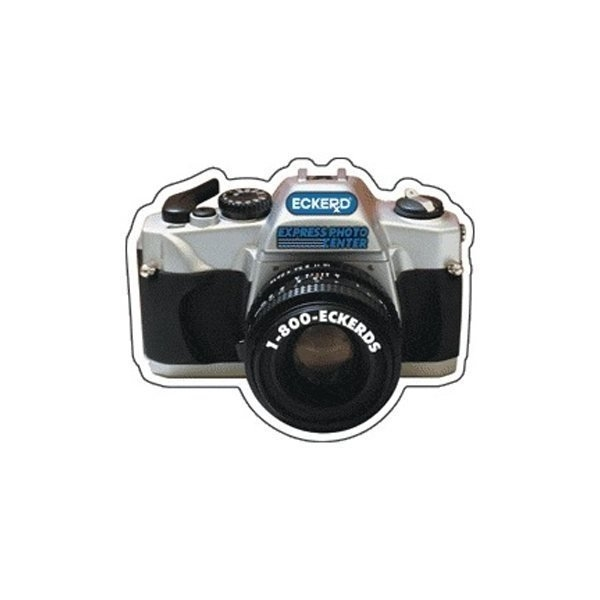 Promotional Camera - Die Cut Magnets