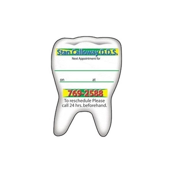 Promotional Tooth - Die Cut Magnets