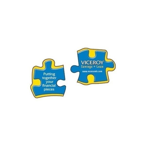 Promotional Puzzle Pieces - Die Cut Magnets