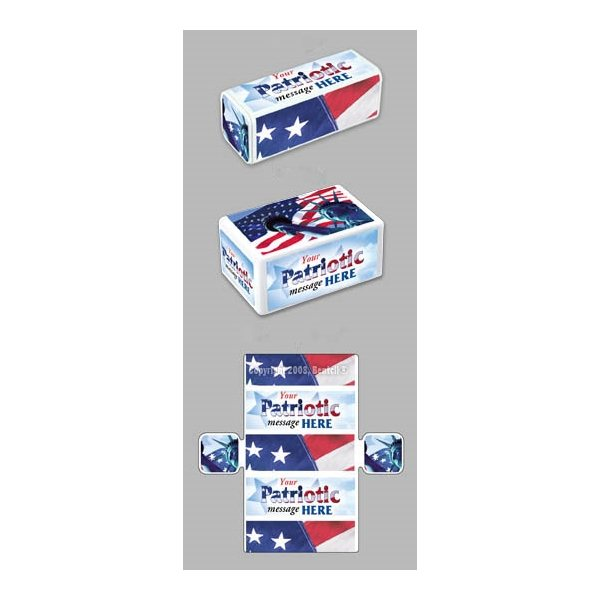 Promotional Patriotic - Large Rattlers 022