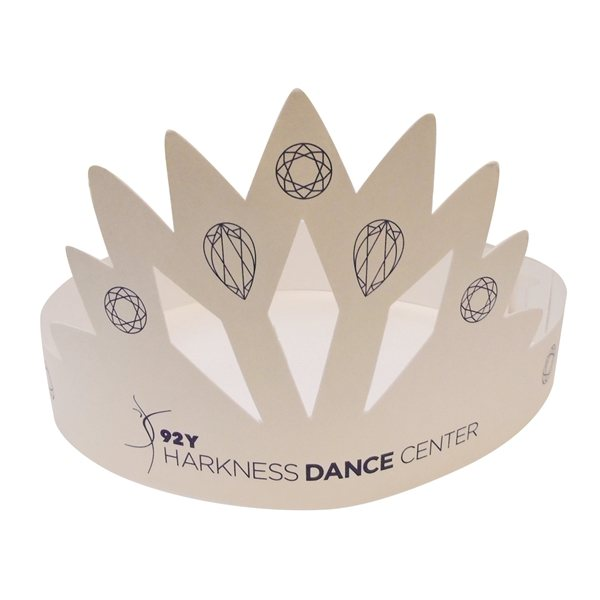 Promotional U - Color Tiara - Paper Products