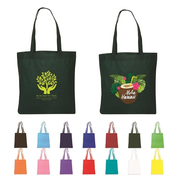 Custom Non Woven Value Tote Bag - Promotional Bags b458606303cfd