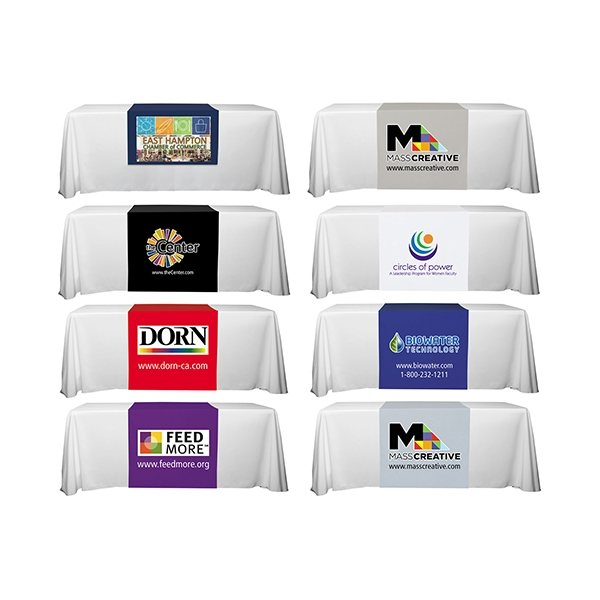 Promotional 90 L Table Runners