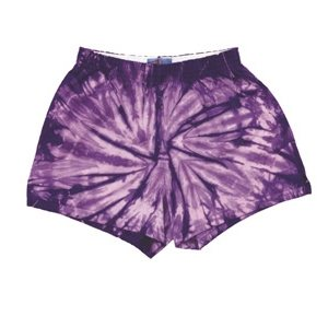 Promotional Youth Spider Tie Dye Soffe Shorts