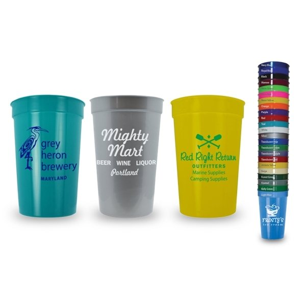 Promotional Home Away 22oz Stadium Cup