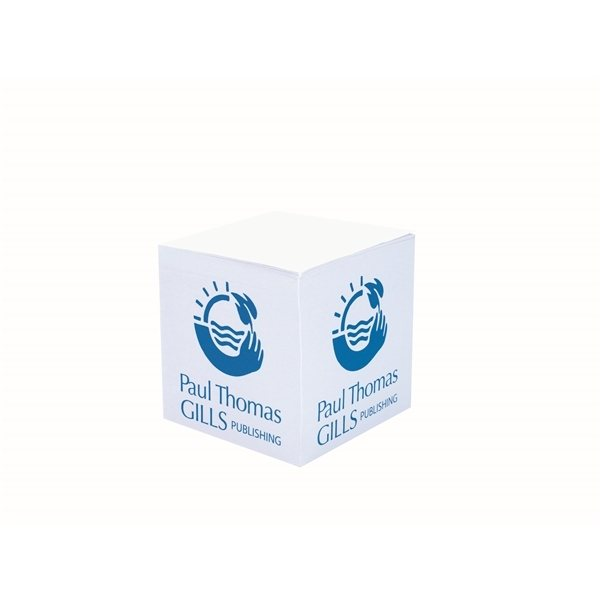 Promotional BIC(R) Value Non - Adhesive Cubes 3 x 3 x 3